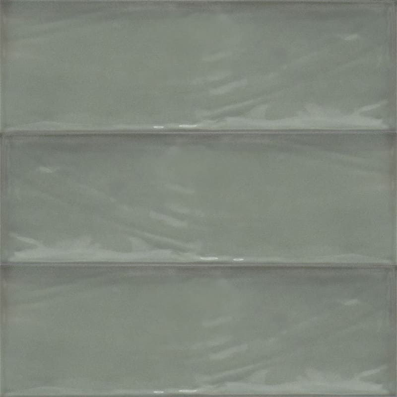 Sample image of the Bulevar Jade 10x30,5cm gloss wall tile from Spain.