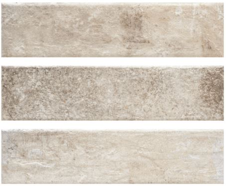 Metro sand  beige  bricklook subway tile 73x300mm Piatto sand  by Decobella Tiles - South Africa Exposed sand  ivory or beige brick look metro tile to emulate a chic or modern setting without the maintenance of real bricks. Up to  3 shades to create authenticity.